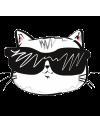Livre gratuit bien-être chat : chat heureux