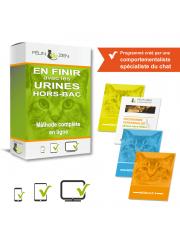Solution rapide pas cher pour stopper urines hors-litière chat