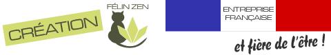 Création Félin Zen entreprise française